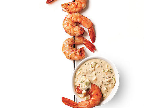 51. You avoid shrimp to cut back on cholesterol