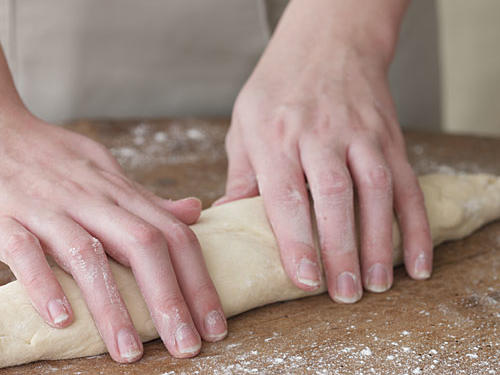 Step One: Divide the Dough