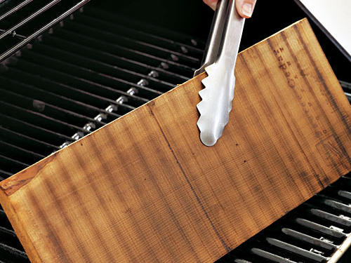 Grill the Plank