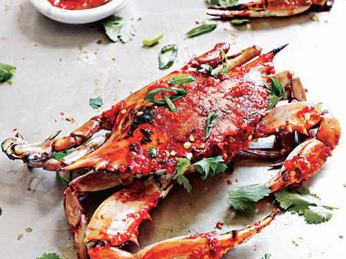 Chile Crabs