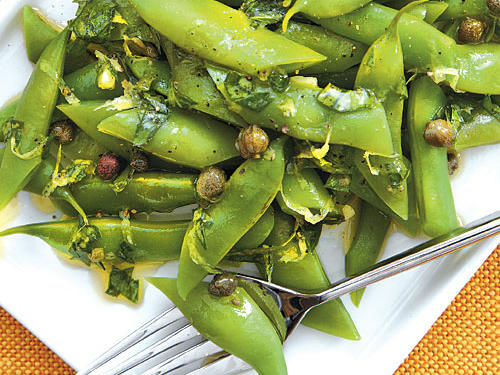 You can put this on the same plate as a center meat dish for a well-balanced meal that is easy on the eyes. Also called Italian flat beans or runner beans, this snap bean variety looks like a wide, flat green bean. You can easily substitute an equal amount of regular green beans.