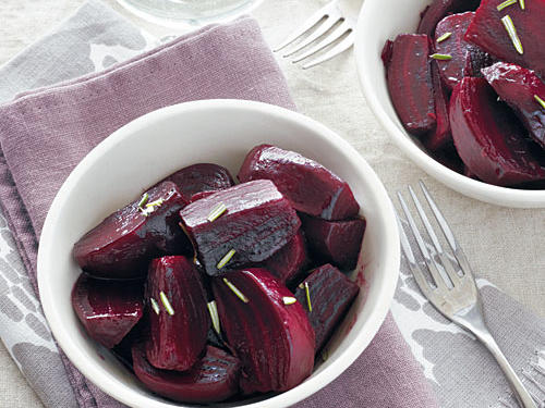 Lemon-Rosemary Beets Recipe
