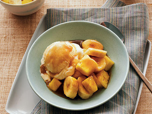 Tropical Bananas Foster