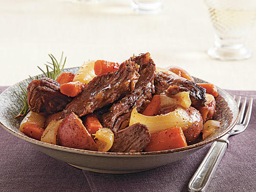 MyPlate-Inspired Slow-Cooker Recipes