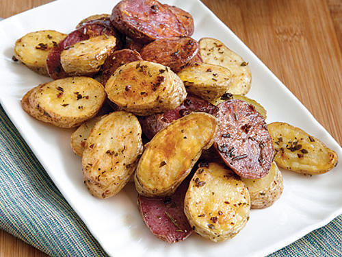 Roasted Fingerling Fries