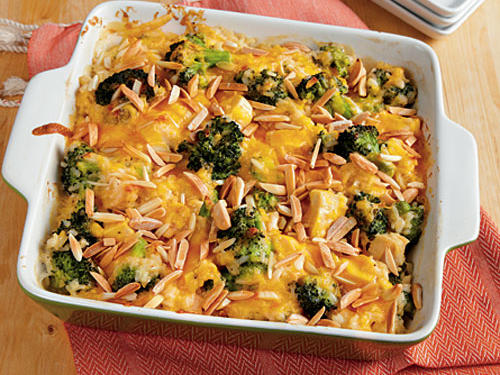 This is the ultimate comfort food. It still has all its cheesy, creamy goodness−but without any of the guilt.