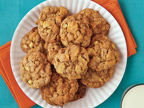 These chewy cookies are gluten-free but don't be fooled, you can't even taste the difference!