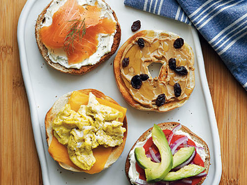 Build Your Own Bagel