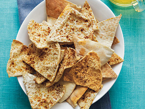 These crispy chips are a great choice for after-school tummy satisfaction.