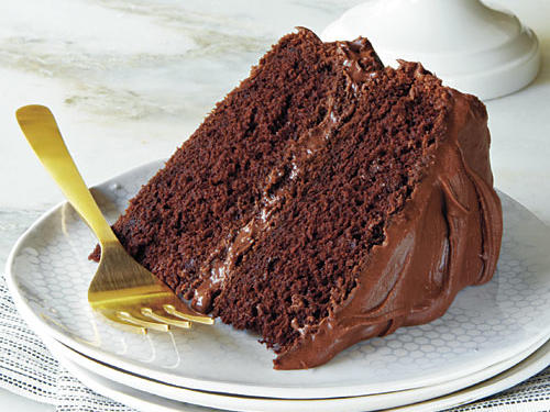 Chocolate Buttermilk Cake