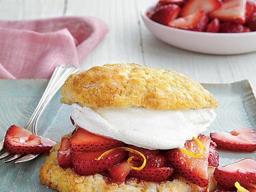 Create the perfect playful mood with friends or family by serving up one of these light-hearted recipes. From sherbet to biscuits, there are recipes for every meal and fun occasion.