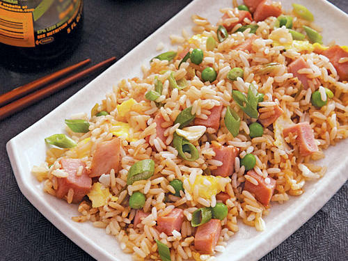 how to make shrimp fried rice without soy sauce