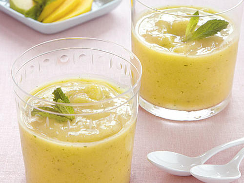 Creamy Mango, Avocado & Lime