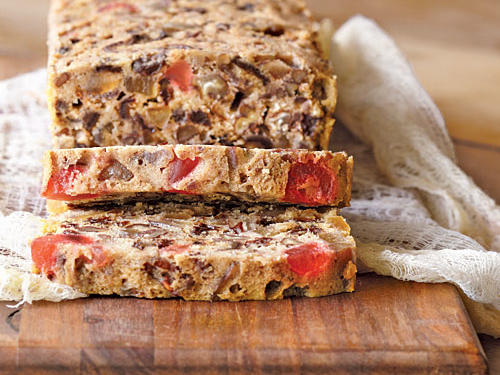 Ideally, fruitcake should be made at least a month before you plan to serve it, but it will last for several months when stored tightly wrapped in the fridge.
