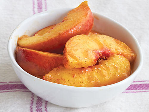 Peach & Brown Sugar Sauce