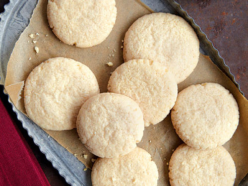 Old-Fashioned Sugar Cookies