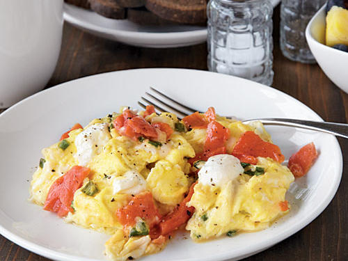 New York Recipe: L.E.O. Scramble