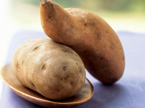 Take Two: Potatoes vs. Sweet Potatoes