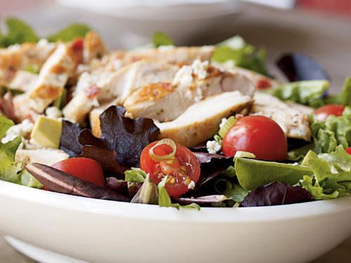 California Pizza Kitchen Salad Nutrition Without Dressing