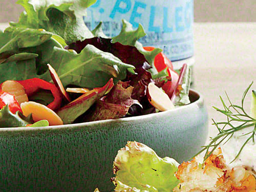 This simple yet flavorful salad comes together in a snap, perfect for a hectic weeknight.