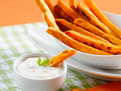 Marzetti - Smart Snack Tips: Sweet Potato Snack