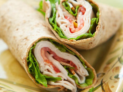 Marzetti - Smart Snack Tips: Wraps