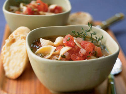 Tasty Tomato Soups - Cooking Light