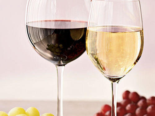 Take Two: Red Wine vs. White Wine