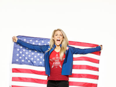Julie Johnson USWNT
