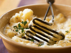 Creamy Herbed Mashed Potatoes - Recipes