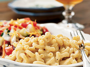 Creamy Stove-Top Macaroni and Cheese Recipes