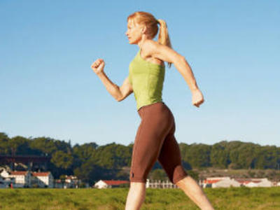 Add Race Walking to Your Routine