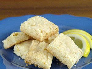 Recipe Makeover: Lemon Shortbread Cookies