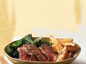 Low-Cal Cumin-Coriander Sirloin Steak