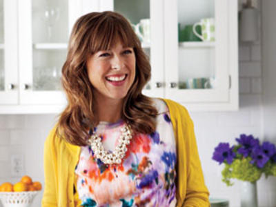 Allison Fishman's Spring Menu