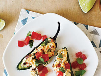 Grilled Stuffed Jalapeños Recipe