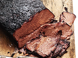 Coffee-Rubbed Texas-Style Brisket Recipe