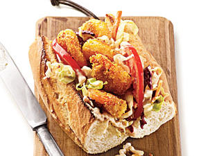 Lighter Po'boys