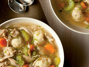 Chicken and Dumplings Comfort Food Recipe