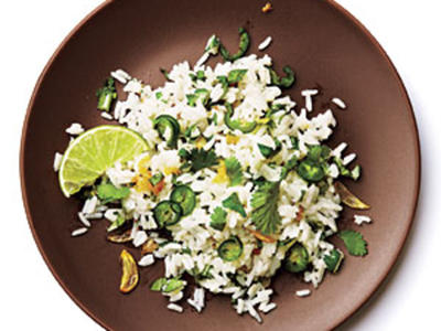 Easy Rice Stir-Ins