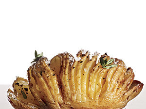 Baked Potato Meets Oven Fries