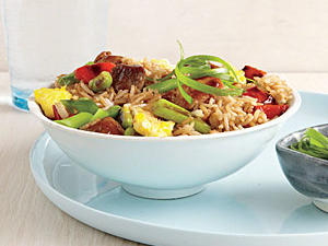 Quick and Easy Pork Fried Rice