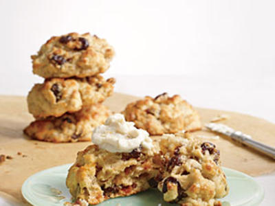 Healthy Cream Scones