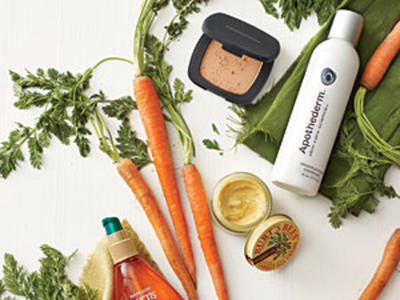 Carrot Beauty Products