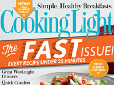 Cooking Light May 2014 Cover