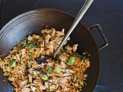 Six Steps to the Best Fried Rice