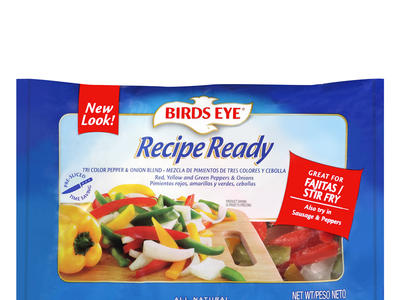Birds Eye Recipe Ready Tri Color Pepper & Onion Blend