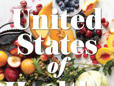 Cooking Light United States of Healthy Square Logo