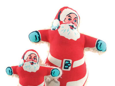 Harry Barker Santa Toy