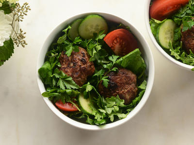Paleo Hamburger Salad